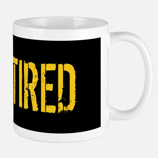 U.S. Army: Retired Mug