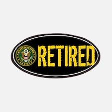 U.S. Army: Retired Patch