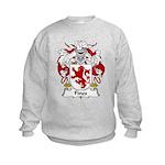 Fines Family Crest Kids Sweatshirt