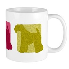CR Kerry Blue Terrier Small Mug