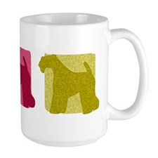 CR Kerry Blue Terrier Mug