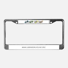 Lablifeline License Plate Frame
