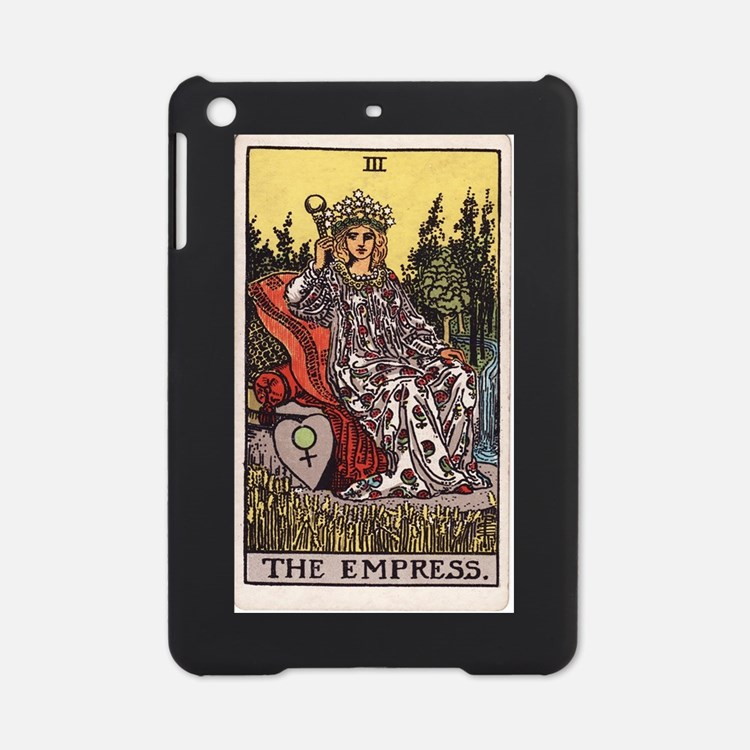 """The Empress"" iPad Mini Case"
