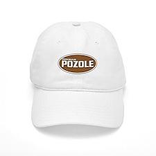 Powered By Pozole Baseball Cap