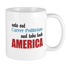 Career Politicians Mugs