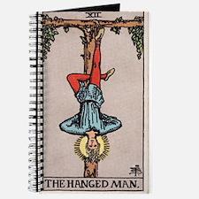 """The Hanged Man"" Journal"