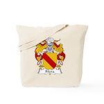Filera Family Crest Tote Bag