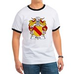 Filera Family Crest Ringer T