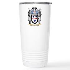 Mccormack Coat of Arms Travel Mug