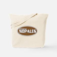 Powered By Nopales Tote Bag