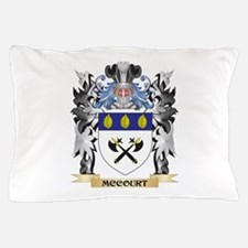 Mccourt Coat of Arms - Family Crest Pillow Case