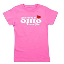 Cool Ohio state Girl's Tee
