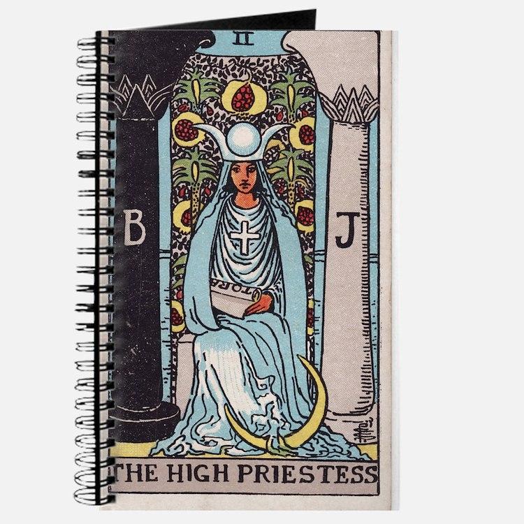 """The High Priestess"" Journal"