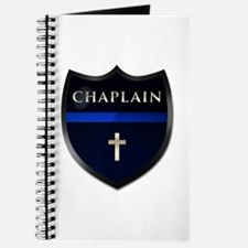 Police Chaplain Shield Journal