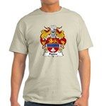 Fierro Family Crest Light T-Shirt