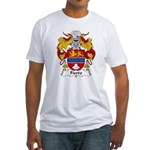 Fierro Family Crest Fitted T-Shirt