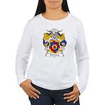 Ferrera Family Crest Women's Long Sleeve T-Shirt