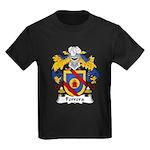 Ferrera Family Crest Kids Dark T-Shirt