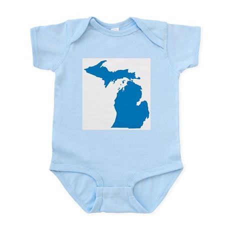 Michigan: Infant Creeper