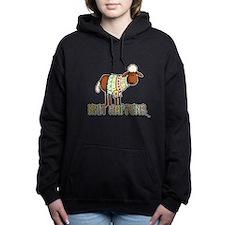 Cute Needles Women's Hooded Sweatshirt