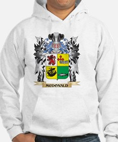 Mcdonald- Coat of Arms - Family Hoodie