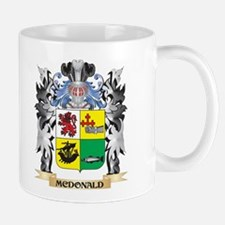 Mcdonald- Coat of Arms - Family Crest Mugs