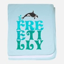 FREE TILLY 2016 baby blanket