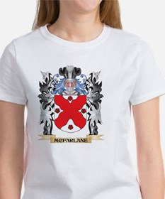 Mcfarlane Coat of Arms - Family Crest T-Shirt