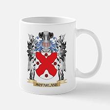 Mcfarlane Coat of Arms - Family Crest Mugs