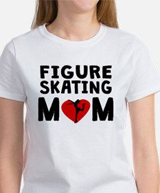 Figure Skating Mom T-Shirt