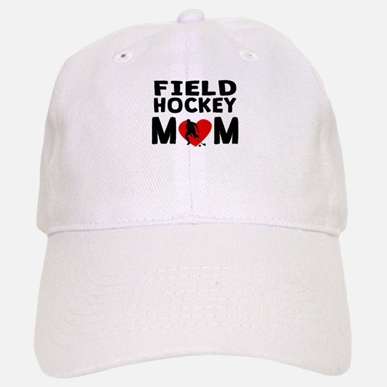 Field Hockey Mom Baseball Baseball Baseball Cap
