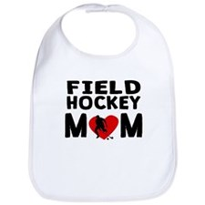 Field Hockey Mom Bib