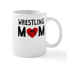 Wrestling Mom Mugs