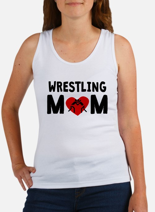 Wrestling Mom Tank Top