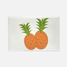 Pineapples Magnets
