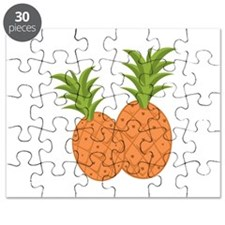 Pineapples Puzzle