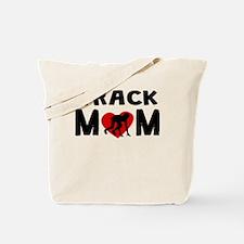 Track Mom Tote Bag
