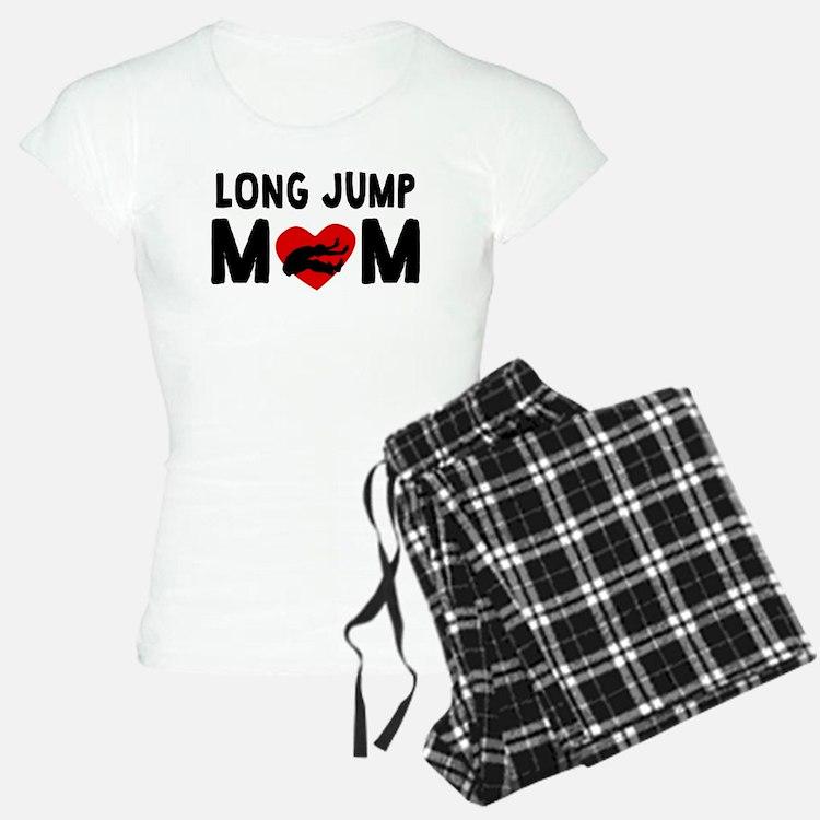 Long Jump Mom Pajamas