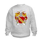 Farres Family Crest Kids Sweatshirt
