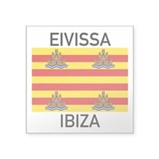 Ibiza Sticker - Clear