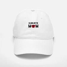 Karate Mom Baseball Baseball Baseball Cap