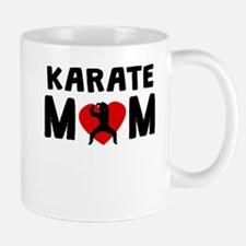 Karate Mom Mugs