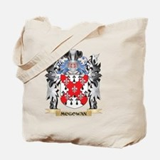 Mcgowan Coat of Arms - Family Crest Tote Bag