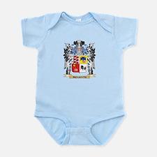 Mcgrath Coat of Arms - Family Crest Body Suit