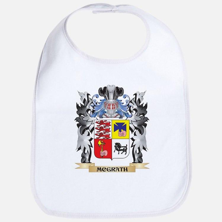 Mcgrath Coat of Arms - Family Crest Bib