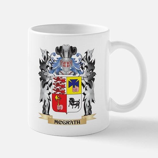 Mcgrath Coat of Arms - Family Crest Mugs