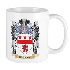 Mcgraw Coat of Arms - Family Crest Mugs