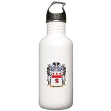 Mcgraw Coat of Arms - Water Bottle