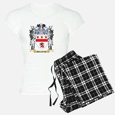 Mcgraw Coat of Arms - Famil Pajamas