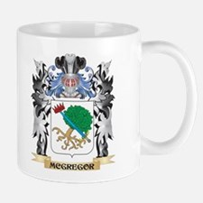 Mcgregor Coat of Arms - Family Crest Mugs